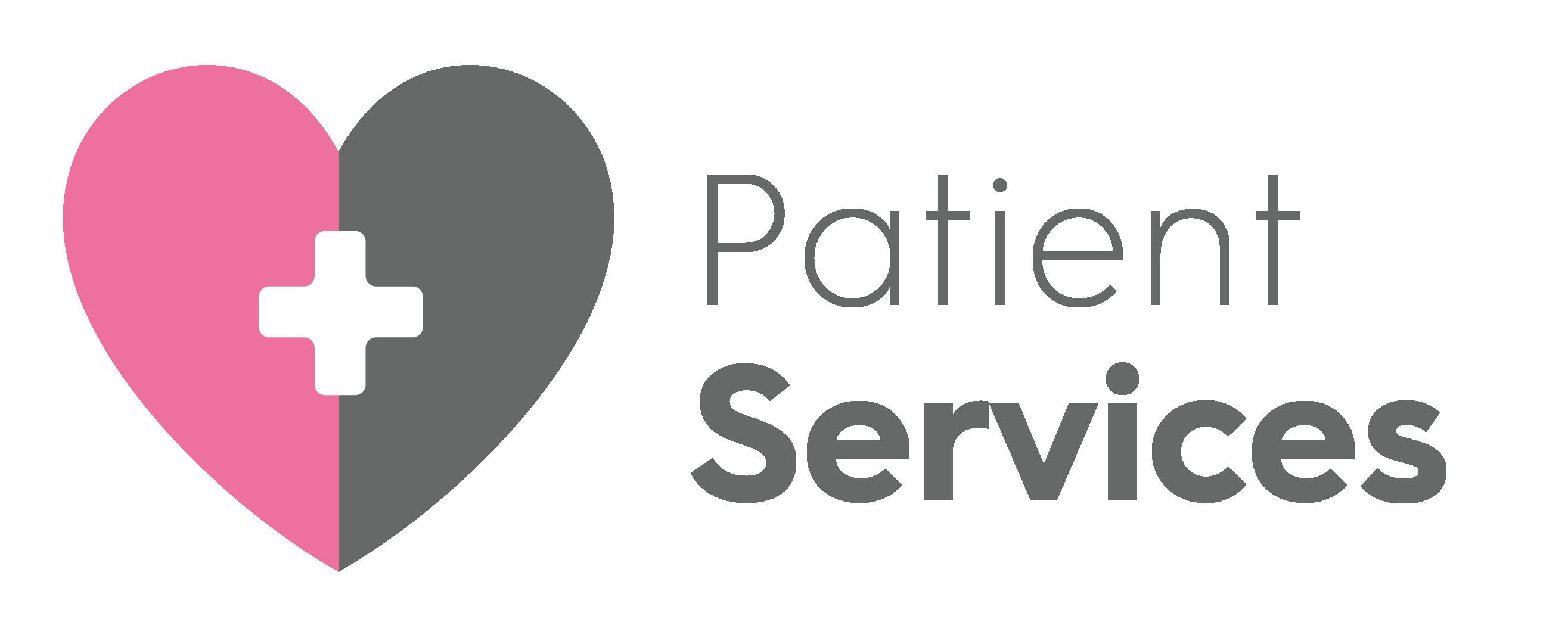 Patient Services logo