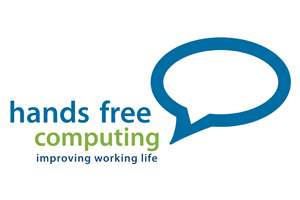 Hands Free Computing logo